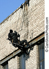 special troops are a building capture - The special troops...
