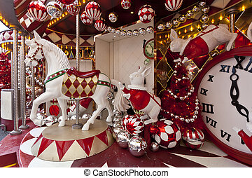 Christmas in Hong Kong - HONG KONG - NOVEMBER 21: The...