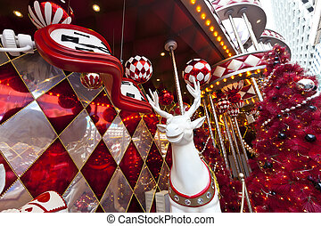 Christmas in Hong Kong - HONG KONG - NOVEMBER 21: The...
