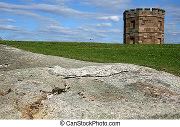 Castle - Botany Bay, Sydney, Australia