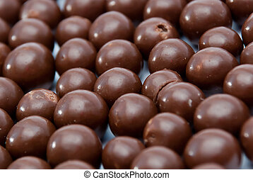 chocolate balls - chocolate