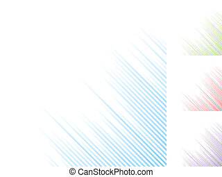 Stripy vector background - Abstract one tone stripy vector...