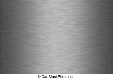 Brushed metal texture - texture of metallic sheet with...