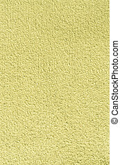 Pastel yellow fabric texture