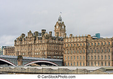 The Balmoral Hotel, Edinburgh