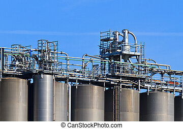Industry Bulk Tank Silo for petrochemical industry