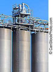 Industry Bulk Tank / Silo for petrochemical industry