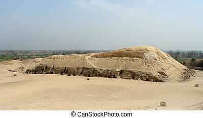 mastaba,  m17
