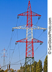 Electrical Tower / Utility Pole / Power Pole