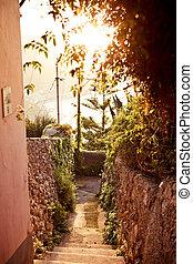 Ravello, Amalfi Coast, Italy - Beautiful small town Ravello...