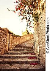 Ravello, Amalfi Coast, Italy. - Beautiful small town Ravello...