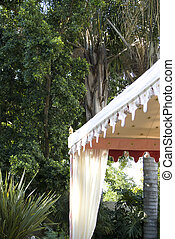 Garden party tent - Wedding or garden party tent