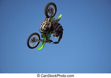 Moto X Freestyle 6 - Moto X Freestyle rider radically...