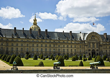 Hotel National des Invalide, France - Lhotel National des...