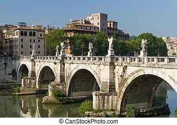 Rome bridges