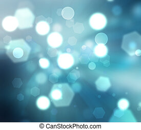 blue blur light