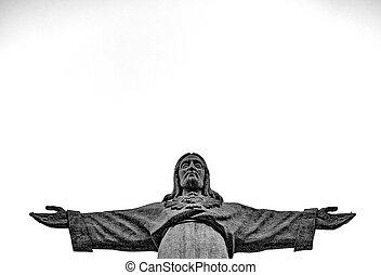 Cristo Rei statue of Lisbon