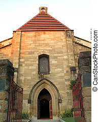 Church - The Rocks, Sydney, Australia