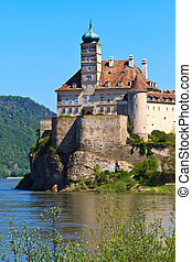 Schonbuhel Castle Wachau, Austria - Schonbuhel Castle on the...