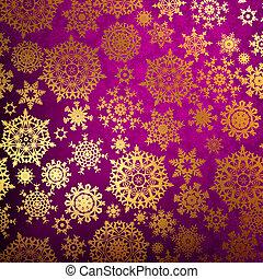 Christmas pattern snowflake. EPS 8