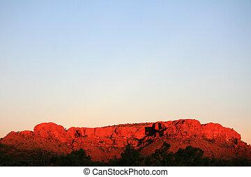 Kings Canyon, Watarrka National Park, Australia
