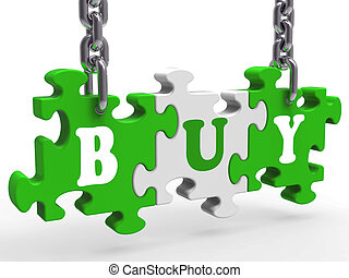 Buy Shows Commerce Trade Or Retail Purchasing