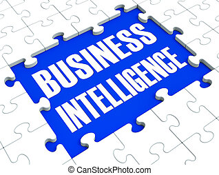Business Intelligence Puzzle Shows Companys Opportunities...