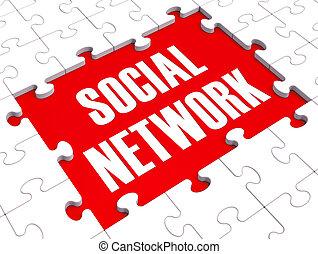 social, red, rompecabezas, exposiciones, virtual,...