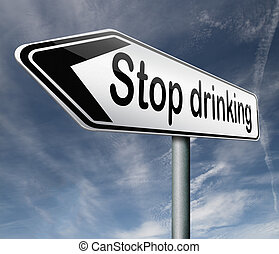 stop drinking alcohol rehabilitation rehab therapy quit...