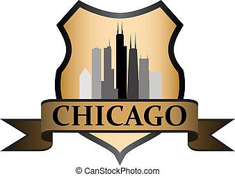 Chicago seven crest
