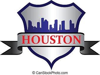 Houston crest