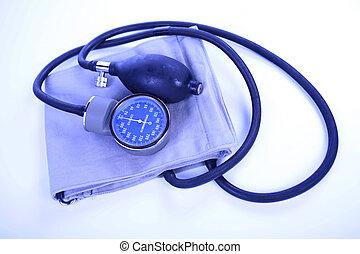 Old blood pressure cuff