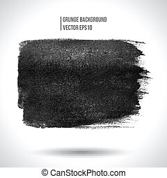 Grunge vector background - Grunge background Watercolor...