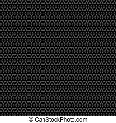 black background fabric grid fabric texture.