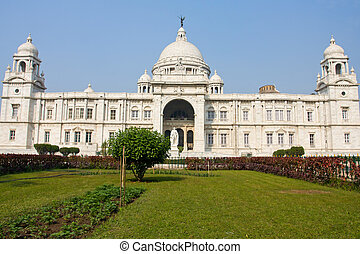 Victoria Memorial - Kolkata ( Calcutta ) - India