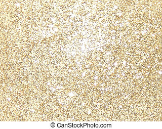 gold background glitter