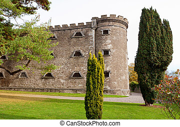 City Gaol Cork, Ireland - The old City Gaol in Cork Republic...