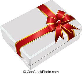 the beautiful gift box