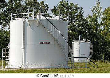 Bulk Storage Tanks