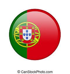 ポルトガル語, 旗