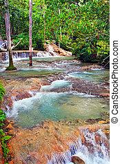 Dunns River Falls, Ocho - Dunns River Falls is a famous...