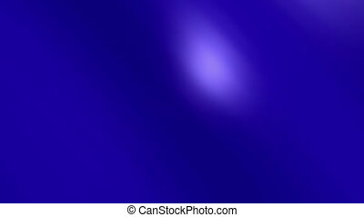 Blue Soft and Subtle Looping Animated Background