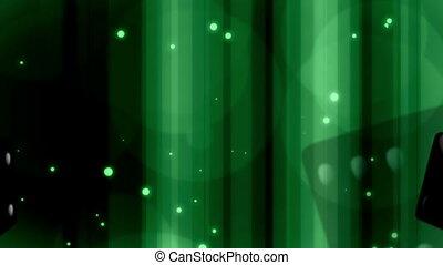 Gambling Dice Green Loop