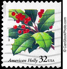 USA - CIRCA 1997 Holly