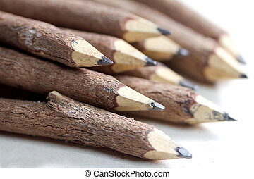 wooden lead pencil