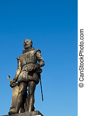 Miguel de Cervantes - Spanish novelist, poet and playwright....