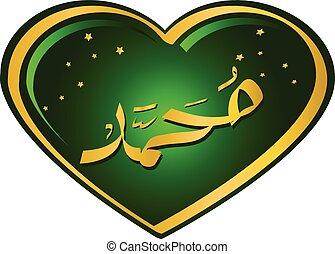 vector object - muhammad