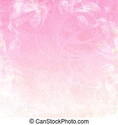 pink background - light pink background with smoke pattern