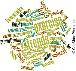 Exercise trends