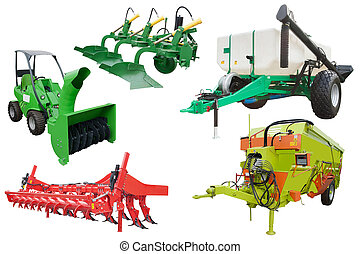 agricultural equipment - The image of agricultural equipment...